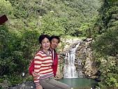 雙流瀑布:與嬌妻同往雙流聽瀑