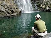 雙流瀑布:榮旺與溪流固魚