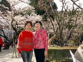 阿里山櫻花季:兩位美女