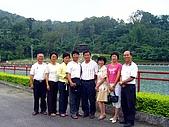 20050605台東行:水庫前合影
