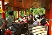 2006年7月6日師道同學聯誼會:江南度假村古典的遊船