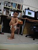 岍岍一歲八個月(1Y8M):擺POSE?!.JPG