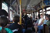 澳洲蜜月2007-10-4~10:坐電車