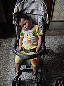 岍岍一歲八個月(1Y8M):推一推就睡著了。。.JPG