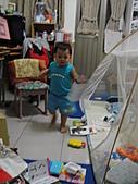岍岍一歲八個月(1Y8M):恐怖的戰場上戰士正在狂奔.JPG