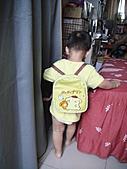 岍岍一歲八個月(1Y8M):背書包快樂上學趣.JPG