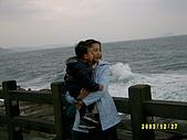 生活點滴:和媽媽一起看海