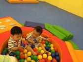 20140930我們滿一歲了!:09.30雙寶~玩球球~士林親子館.JPG