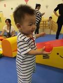 20140930我們滿一歲了!:09.30乖寶~玩球~士林親子館.JPG