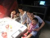 20140930我們滿一歲了!:09.30雙寶~合照2~西堤天母店.JPG