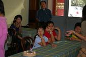 聖恩堂的家常菜:蛋糕怎麼這麼小.JPG