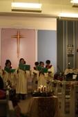 2009聖誕:詩班獻詩