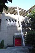 聖恩堂的外觀:主堂正面