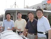 聖恩堂2008年暑期旅遊-馬祖東莒島:ZA!在往東莒的小白船上001.jpg