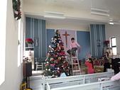 2009聖誕:大家一起動手來佈置003