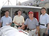 聖恩堂2008年暑期旅遊-馬祖東莒島:ZA!在往東莒的小白船上002.jpg
