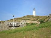 聖恩堂2008年暑期旅遊-馬祖東莒島:二級古蹟東犬燈塔001-遠眺東犬燈塔