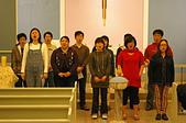 聖恩堂的詩班:練唱中的詩班員004