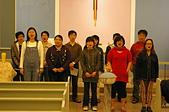聖恩堂的詩班:練唱中的詩班員003