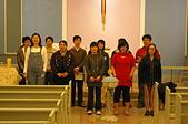 聖恩堂的詩班:練唱中的詩班員002