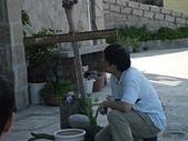 聖恩堂2008年暑期旅遊-馬祖東莒島:大坪村戶外敬拜001.jpg