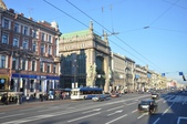 聖彼得堡 浪漫的凱薩琳宮 - 市區: