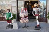 西班牙 托雷多:唐吉軻德與僕人桑丘