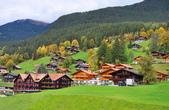 歐遊選集 (三):瑞士秋色 格林德瓦