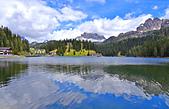 北義之旅:Lake Misurina