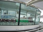 淡水 福容愛之船飯店-360度旋轉景觀塔(情人塔)-古蹟園區:可承載80人之車廂