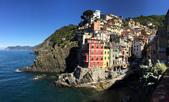 歐遊選集 (一):義大利 五漁村 Riomaggiore