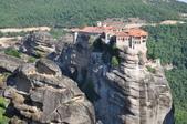 希臘 天空之城梅特拉 - 巨石上的修道院: