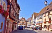 歐遊選集 (三):法國 亞爾薩斯 酒香小鎮  Equisheim