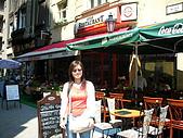 東歐之捷克與匈牙利之旅:瓦西街 (Vaci Street) 購物區