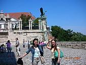 東歐之捷克與匈牙利之旅:蓋勒特丘陵(Gellert Hill)頂峰的護城碉堡(Citadel)