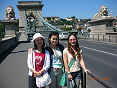 東歐之捷克與匈牙利之旅:鏈橋(Chain Bridge)