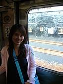 第六次的平溪:終於撘上平溪之線小火車囉!