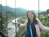 第六次的平溪:靜安吊橋!每次來必拍的地方