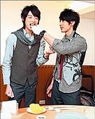 2008.02.17 宣傳「HITO流行音樂獎」學習海鮮料理:080218 自由時報.jpg