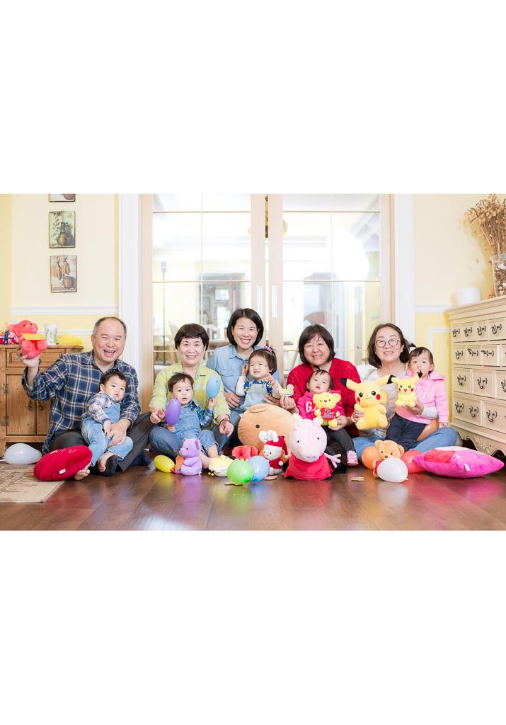 台北全家福, 全家福, 兒童寫真, 親子寫真, 寶寶寫真, 寶寶攝影