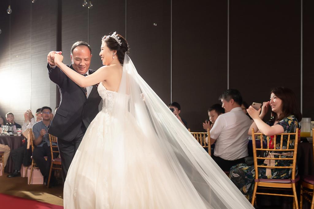 新竹婚攝,婚禮跳舞,父女跳舞