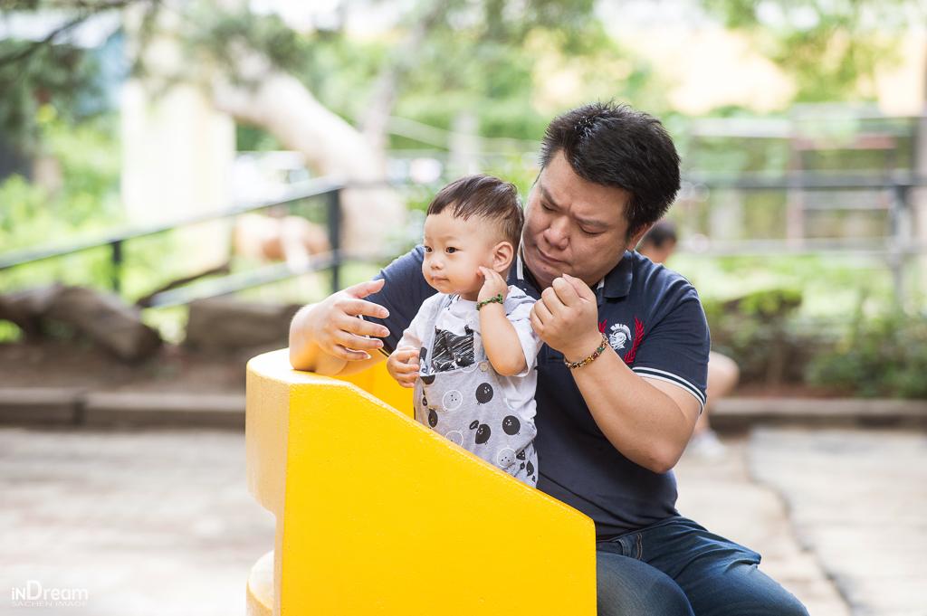 新竹動物園, 親子寫真