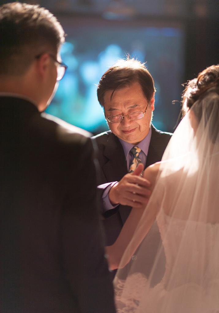 台北婚攝,不捨
