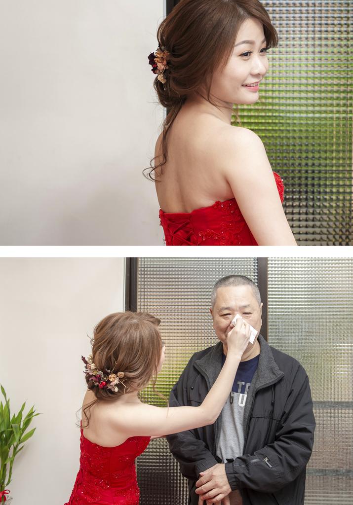 台北婚攝,不捨離開