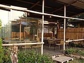 中埔好吃好玩:民宿的餐廳.JPG