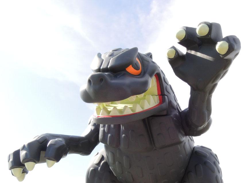 萬代 Q版軟膠 GODZILLA TOKYO VINYL:38.jpg