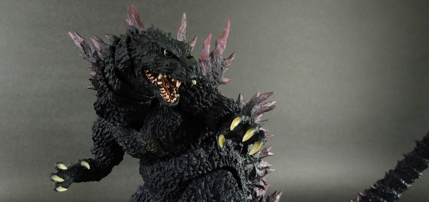 萬代 S.H.MonsterArts 哥吉拉2000 MILLENNIUM GODZILLA:01.JPG