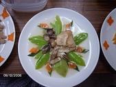 中餐乙級:s201D三菇燴芥菜.jpg
