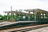 東部幹線:金崙站的月台