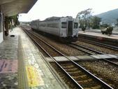 東部幹線:玉里站光華號,2010.11.20